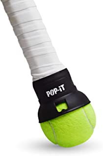Pop-It, Easy Tennis Ball Pick Up Accessory for Your Racquet