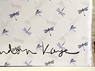 London Kaye Dragonfly Sheet Set - King Size Set (Dragonflies) 4-pc Set