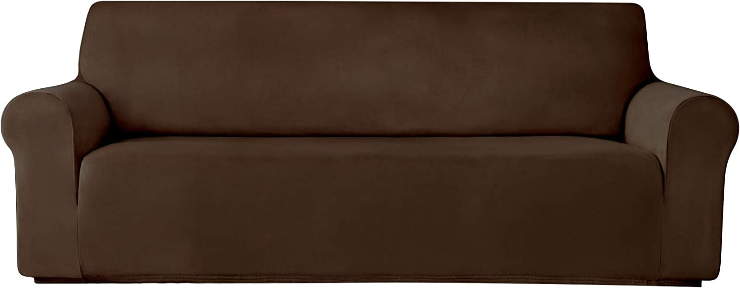 maxmill Stretch Very Price reduction popular Velvet Sofa Covers for Cushion Couch Pl 3