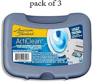 American Standard ActiClean 22-oz Ocean Fresh Toilet Bowl Cleaner Cartridge 1466.006L