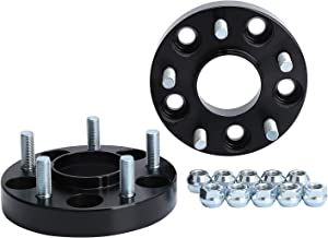 KSP 5X114.3mm Wheel Spacers for Nissan Infinit, Forged 2Pcs 15mm Thread Pitch 12x1.25 Hub Bore 66.1mm 5 Lug Hub Centric 3/5