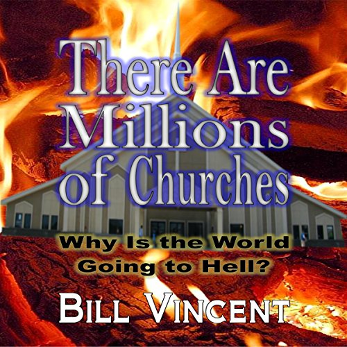 There Are Millions of Churches audiobook cover art