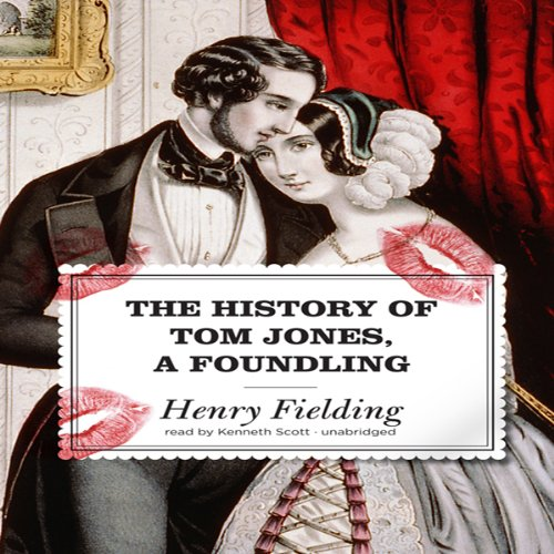 The History of Tom Jones, a Foundling  Audiolibri