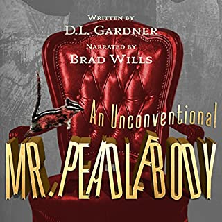An Unconventional Mr. Peadlebody audiobook cover art