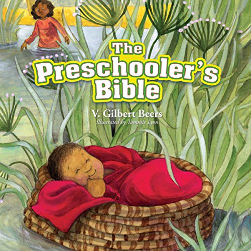 The Preschooler's Bible audiobook cover art