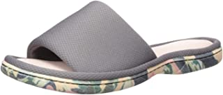 Women's Df Slide with Printed Outsole Slipper
