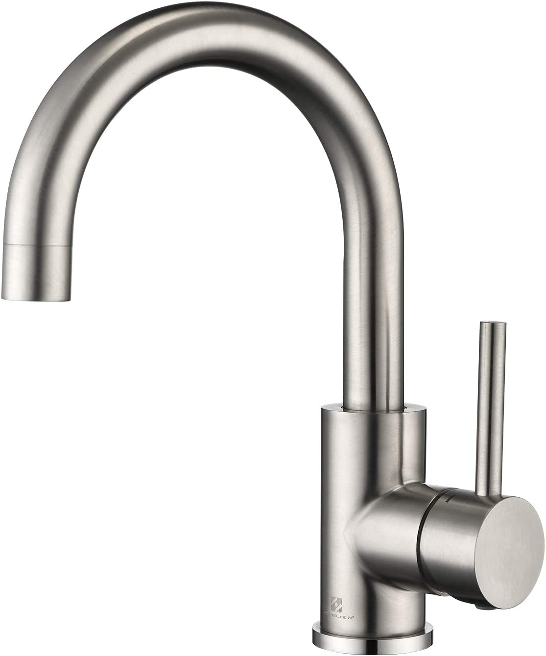 Bar favorite Sink Faucet Max 84% OFF HOMELODY Stainless Fau Bathroom Steel Farmhouse