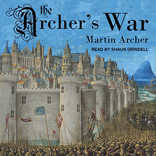 The Archer's War audiobook cover art