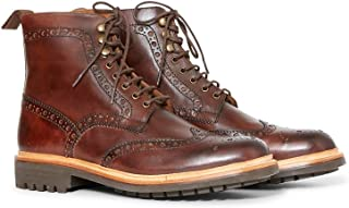 Grenson Fred Boot Brown