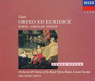 Gluck: Orfeo & Euridice Complete