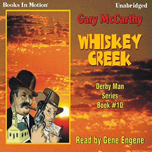 Whiskey Creek audiobook cover art