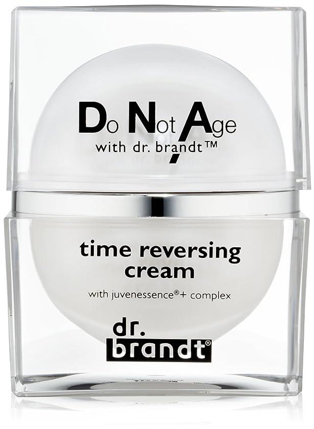 デンマーク語ミリメートルクリップ蝶dr. brandt Do Not Age with dr. brandt Time Reversing Cream, 1.7 oz. エッセンシャルオイル [並行輸入品]