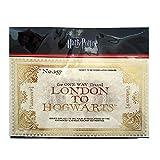 Wizarding World of Harry Potter Hogwarts London Express Replica Train 2 Pc. Ticket Set