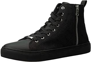 Guess Fm7Lsmfal12 Luiss Mid Lace Up Side Zip