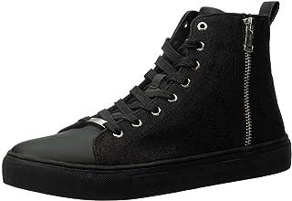 حذاء لويس ميد من جيس Fm7Lsmfal12 برباط وسحاب جانبي