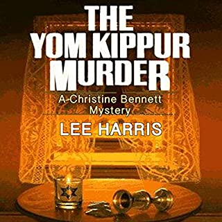 The Yom Kippur Murder                   By:                                                                                                                                 Lee Harris                               Narrated by:                                                                                                                                 Dee Macalouso                      Length: 6 hrs and 42 mins     11 ratings     Overall 4.5
