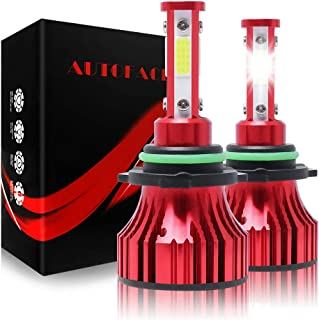 AUTOFACE HB4 9006 LED Headlight Bulbs LED Bulb, 10000LM HB4 LED Fog Light Bulb, Bright Small LED Headlight Conversion Kit,...