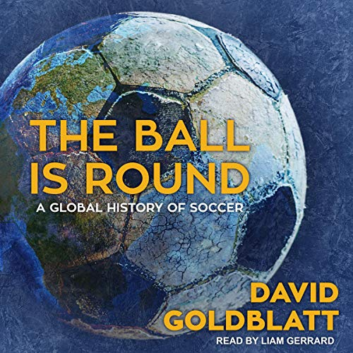 The Ball Is Round cover art