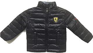 Puma (プーマ)フェラーリBoy 's Puffy Jacketブラック