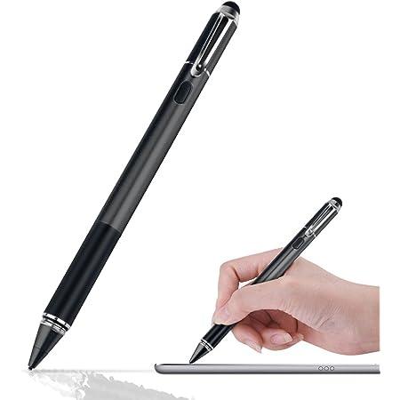 Fiber Penpoint-kompatibler Universal Stylus Pen um Notizen zu zeichnen Bicaquu Kapazitiver Touch-Stift Tablet-Computer Arbeiten Sie mit dem IOS//Android-System tragbarer Touch Pen
