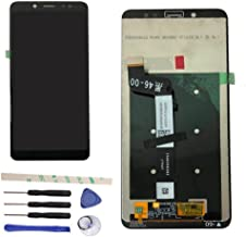 Draxlgon LCD Display Touch Screen Digitizer Assembly Replacement for Xiaomi Redmi Note 5 MEG7S MEC7S MEE7S 5.99