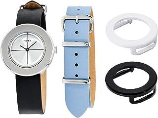 Timex Originals Quartz Movement Silver Dial Ladies Watch TWG020100