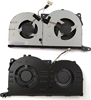 yaoqijie New Fit for Lenovo Ideapad Y700-14 Y700-14ISK Series Laptop Dual Fan DC28000H4S0 5F10K44758 Lasting