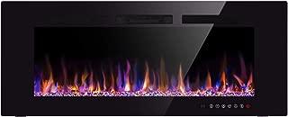 Best long fireplace wall Reviews