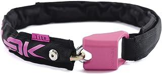 Hiplok Lite V 1.0 Chain Lock (Black/Pink)