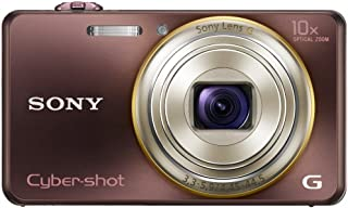索尼 Sony Cyber-shot WX ( 1820万 / 光学 x ) 棕色