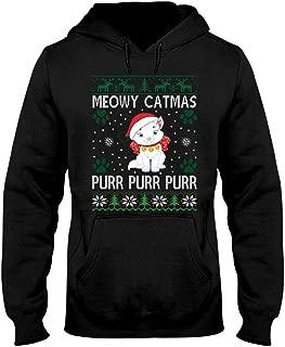 Womens, Mens And Unisex Hoodies - Merry Liftmas Ugly Christmas Sweater Hoodie Tshirt Custom Print All Styles Of Hoodies