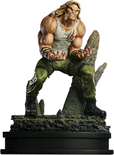 Bowen Designs Marvel Statue Sabretooth Street Clothes Previews Exclusive 33 cm