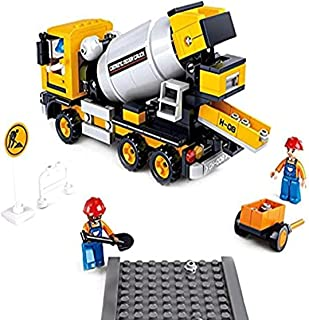 Sluban Cement Mixer Building Set