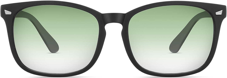 New Free Shipping price LUMDERIO Classic Sunglasses for Women Trendy Men Colo