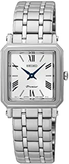 Premier Quartz Silver Dial Ladies Watch SWR029P1