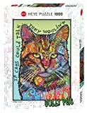 Heye- If Cats Could Talk Standard - Puzzle (1000 Piezas), Multicolor (29893)