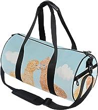 DEZIRO Alpaca Love Sport Duffle Bag Drum Sporttas