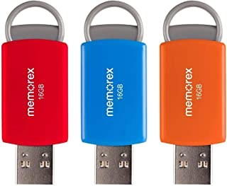 Memorex 16GB 3pk Flash Drive USB 2.0 - (32020001623)