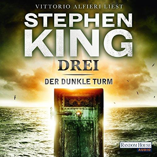 Drei (Der dunkle Turm 2) audiobook cover art