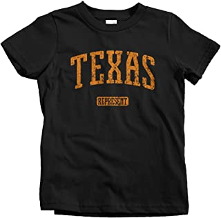 Smash Transit Kids Texas Represent T-Shirt