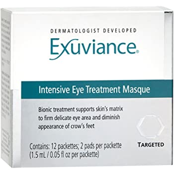 exuviance intensive eye treatment masque