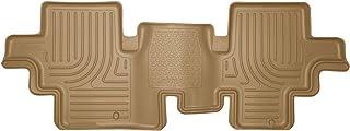 Husky Liners Fits 2013 Infiniti JX35, 2014-19 Infiniti QX60, 2013-19 Nissan Pathfinder Weatherbeater 2nd Seat Floor Mat