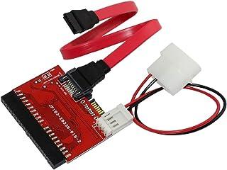 IDE a SATA Adaptador Convertidor ATA Bi-Directional Tarjeta Conversión de 2 Vías