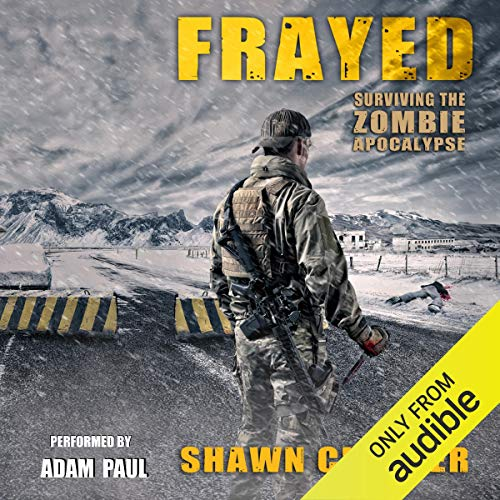 Frayed  By  cover art