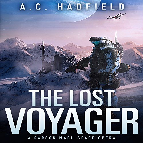 The Lost Voyager cover art