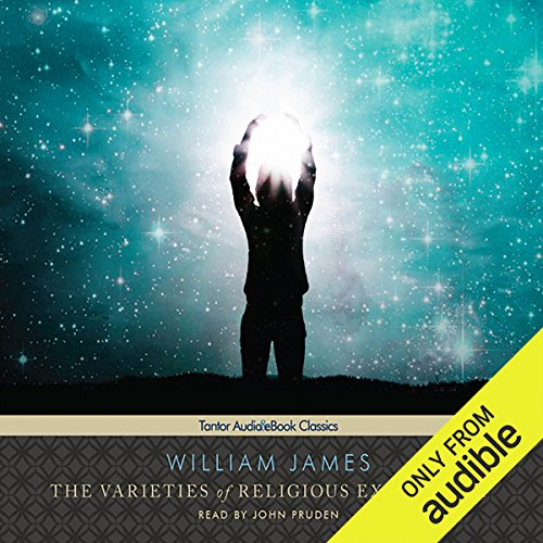 The Varieties of Religious Experience audiobook cover art