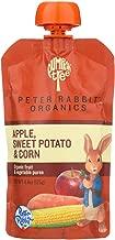 Peter Rabbit Organics Ltd Baby, Og, Swt Pt, Crn, Apl Pr, 4.40-Ounce (Pack of 10)