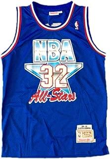 Best magic johnson 1992 all star jersey Reviews