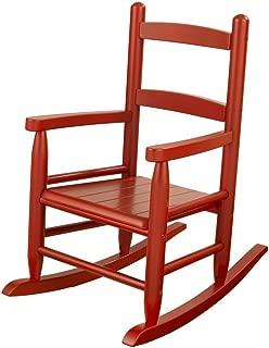KidKraft 2-Slat Rocking Chair - Cranberry