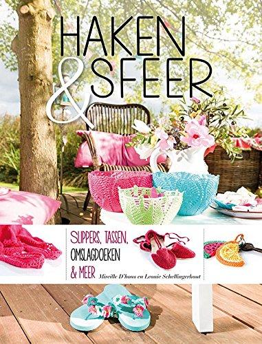 Haken en sfeer: slippers, tassen, omslagdoeken & meer